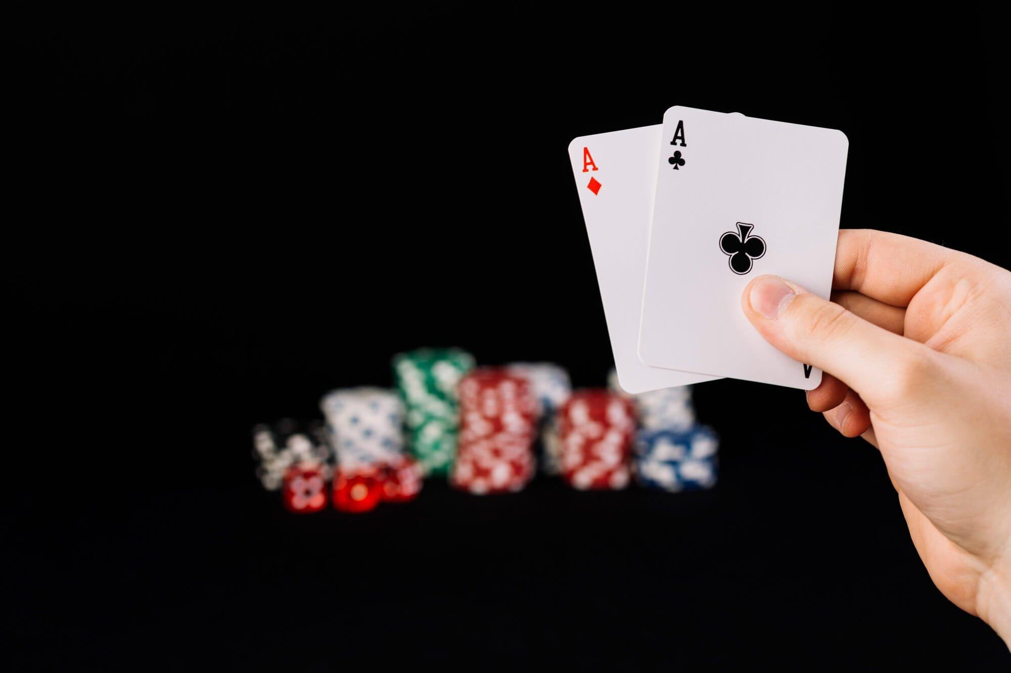 Texas Hold'em ja muut pokeripelit
